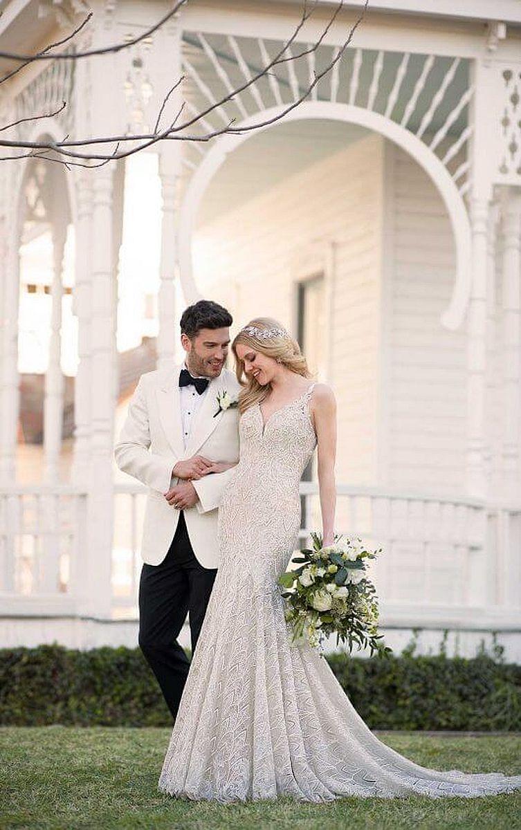 Nowość 2019 suknia ślubna Martina Liana 1001